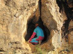 Cueva de Las Tiñadas (Cantavieja, Teruel -Spain-)