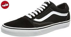 Vans Old Skool, VD3HY28,  Unisex-Erwachsene Sneakers, Schwarz (BlacK), 49 EU (*Partner-Link)
