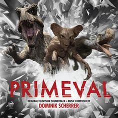 Found Primeval Theme by Dominik Scherrer with Shazam, have a listen: http://www.shazam.com/discover/track/64227146
