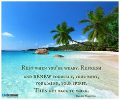 What's your key to relaxation? #relax #summer #Longevity #health