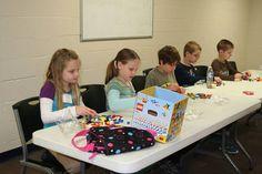 Homeschool Co-op Lego Class Cute ideas!
