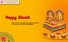 May Goddess Laxmi fulfill your entire expectations on the propitious occasion of Diwali. For more www.famouspandit.com
