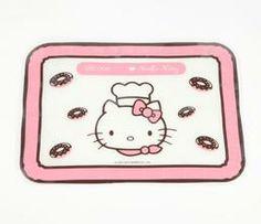 Hello Kitty Mini Sized Baking Mat: Chef