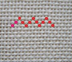 ricamo e... altro Stitch, Caterina, Crafts, Costume, Colors, Strands, Hardanger, Needlepoint, Embroidery