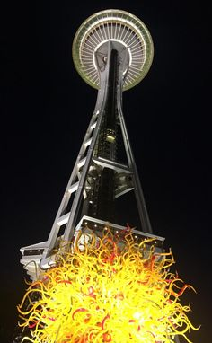 Centrally located, Chihuly Garden and Glass is near the popular Space Needle and Seattle Center.