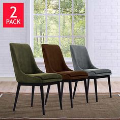 Powell Dining Chair, 2-pack
