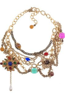 My Intimate Affair with Fashion: Dolce & Gabbana Chain Necklace