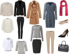 14 Essential Pieces for your Work Wardrobe. SS 2016