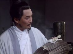 Tang Guoqiang 唐国强:zhuheliang Romance of three kingdom 1994