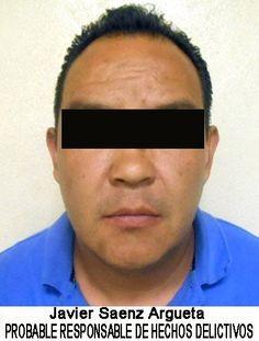 DICTAN FORMAL PRISIÓN CONTRA PROBABLE EXTORSIONADOR