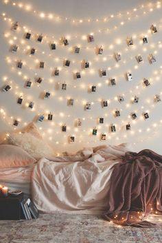 Idée déco lumineuse #DIY !
