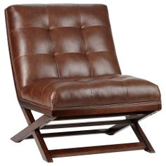 Atelier - Industrial Chic - Lounge chair/LOUNGE CHAIRS/SEATING/ATELIER BOUCLAIR Bouclair.com