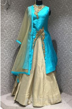 http://www.mangaldeep.co.in/lehengas/indo-western-lehengas/gorgeous-look-in-refined-silk-which-gives-a-designer-partywear-indowestern-suit-7809 For more details contact us : +919377222211 (whatsapp available)