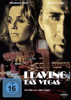 """""""The story is about two wounded, desperate, marginal people, and how they create for each other a measure of grace. One scene after another finds the right note. Great Movies To Watch, See Movie, Movie Tv, Leaving Las Vegas, In And Out Movie, Hollywood, Documentary Film, Latest Movies, Movie Posters"""