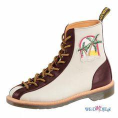 Buty Dr Martens by Agyness Deyn - wiosna-lato 2014 #buty #shoes #polkipl