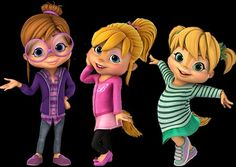 The Chipettes 2015