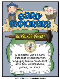 5th grade articles about early explorers