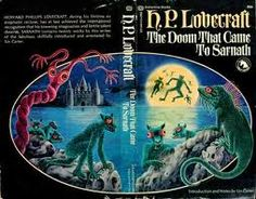 The Cromcast: A Weird Fiction Podcast: Season 4 Episode Dive Into The Deep With Lovecraft - The Doom that Came to Sarnath and The Temple!
