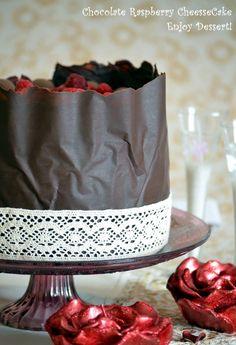 Tort de ciocolata cu zmeura si lemon curd Dessert Bars, Food And Drink, Cake, Desserts, Cake Recipes, Sweet Cakes, Tailgate Desserts, Deserts, Kuchen