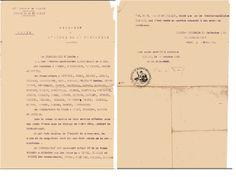 Citation à l'ordre de la formation 10 sept. 1914