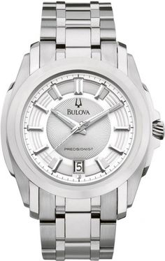 ben moss jewellers caravelle by bulova 45d105 men s stainless bulova 96b130 precisionist stainless steel mens watch bulova is a great watch and largely un