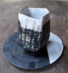 Cup with saucer by Kritchnun Srirakit