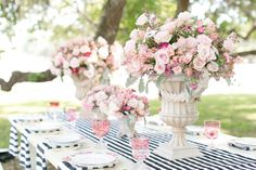 Amalie Orrange Photography | Chairs & Table: A Chair Affair | Designer & Coordinator: Ashley Stapleton, Table 6 Productions | Dishes & Flatware: Dishie Rental | Floral Design: Raining Roses | Linens: Over The Top Linens | Paper Good: La Lovely Ink | Rentals: Wish Vintage Rentals