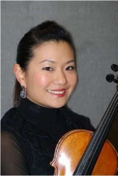 """Ji Sun Yang '00 to perform """"The Lark Ascending"""" with the California Chamber Orchestra."""