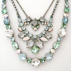 Sorrelli Seaside Collection ~ Spring 2015. See what all the sparkle is about: https://perfectdetails.com/sorrelli-seaside.htm