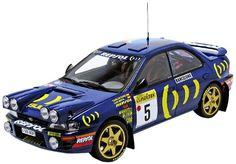 ★【サンスター/SunStar】(1/18)スバル インプレッサ555 - #5 C.Sainz/L.Moya /Winner Rallye Monte-Carlo 1995(5503) サンスター http://www.amazon.co.jp/dp/B00C83J5N0/ref=cm_sw_r_pi_dp_VxXHub1CXWZ8X