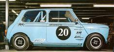 swift tune race car
