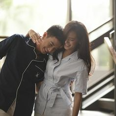 Sweet Couple, Love Couple, Thai Drama, Classy Outfits, Actors & Actresses, Thats Not My, Thailand, Handsome, Relationship
