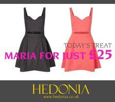 Hedonia Maria Dress - £25 http://www.hedonia.co.uk/search?q=maria=true=true