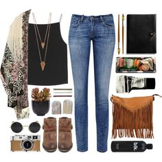 A fashion look from December 2013 featuring T By Alexander Wang tops, Ashley Pittman jackets and MiH Jeans jeans. Browse and shop related looks.