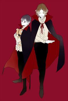 Laito and Kanato