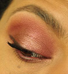 Makeup Looks With Urban Decay Naked Cherry Eyeshadow Palette Hooded Eye Makeup, No Eyeliner Makeup, Contour Makeup, Eye Makeup Tips, Makeup Ideas, Makeup Jobs, Contouring, Makeup Tutorials, Makeup Inspo