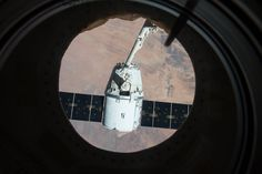 SpaceX Dragon craft