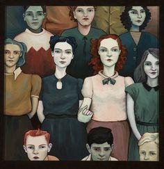 2007-2010 Art Gallery   Anna Magruder