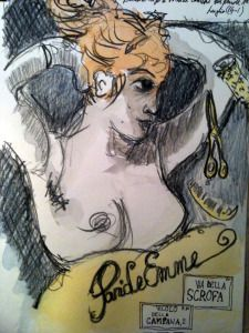 new logo, window, mirrors & visual concept for c-o-i-f-f-e-u-r | in-studio roma  made in l'Artystique  www.paolocristofoletti.com
