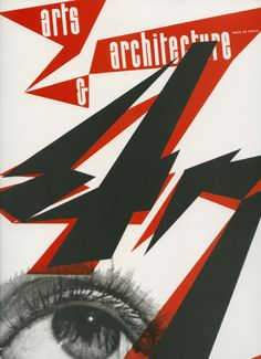 Arts & Architecture Magazine Cover 1947
