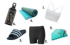 Das sind die Dinge, ohne die beim Bikram-Yoga nichts geht. Und es gibt noch einiges mehr, was du beachten solltest. Zumindest wenn du deine erste Hot Yoga Stunde nicht bereuen willst | Yoga tutorial