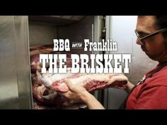 Here's Aaron Franklin's BBQ brisket recipe to add to your arsenal. Full recipe and three part video series on how to make your BBQ brisket backyard legend. Franklin Bbq Brisket, Texas Brisket, Brisket Rub, Smoked Beef Brisket, Texas Bbq, Smoked Ribs, Beef Brisket Recipes, Smoker Recipes, Grilling Recipes