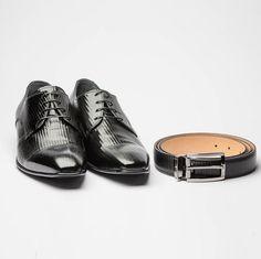 Set Scarpa e Cintura | Riondato Collection