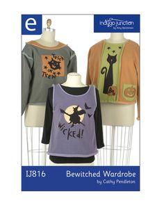 Bewitched Wardrobe ePattern