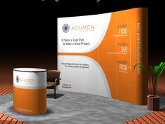Acumen Trade Show Booth Design