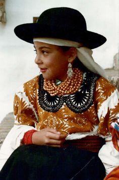 Girl from Zuleta
