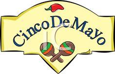 iCLIPART - Cinco De Mayo