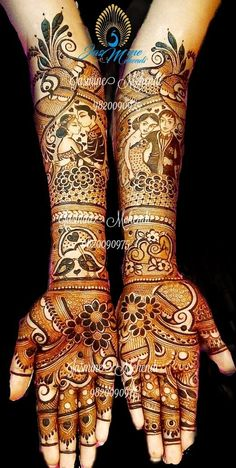 Browse thousands of Mehendi Design Image on Happy Shappy. You can save photos view images and more like designs for hands, feet, backhand and more. Modern Mehndi Designs, Mehndi Design Pictures, Mehndi Designs For Girls, Wedding Mehndi Designs, Wedding Henna, Beautiful Henna Designs, Latest Mehndi Designs, Mehndi Images, Wedding Bride
