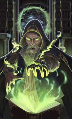 Summoning by Joe Horne on ArtStation Anime Art Fantasy, Fantasy Drawings, Fantasy Rpg, Medieval Fantasy, Fantasy Artwork, Dark Fantasy, Dungeons And Dragons Characters, Dnd Characters, Fantasy Characters