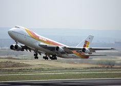Boeing 747-256B, Iberia AN0332989 - Iberia (aerolínea) - Wikipedia, la enciclopedia libre
